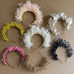 Floral Headpieces