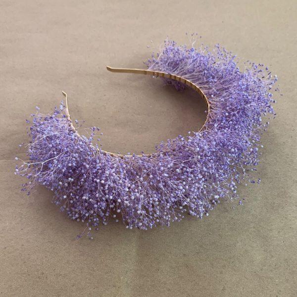 Purple Gyso Headpiece