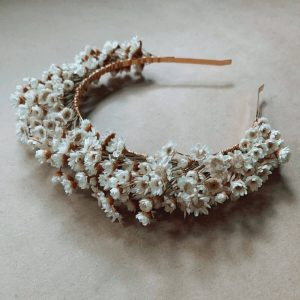 White-Starflower-Headpiece